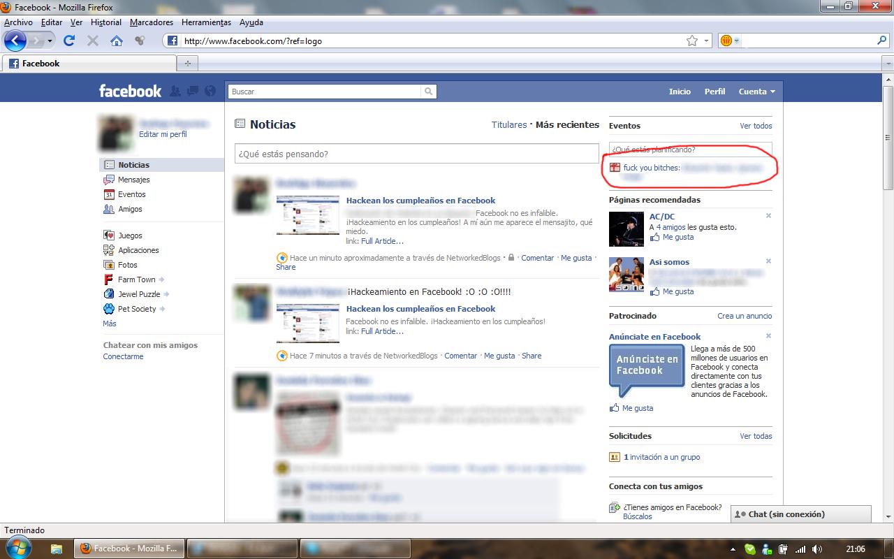 facebook em espanol